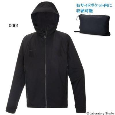 マムート アウトドアウェア アルパイン マウンテンジャケット  メンズ ユニセックス Rime Light IN Flex Hooded Jacket AF MAMMUT 1013-01300