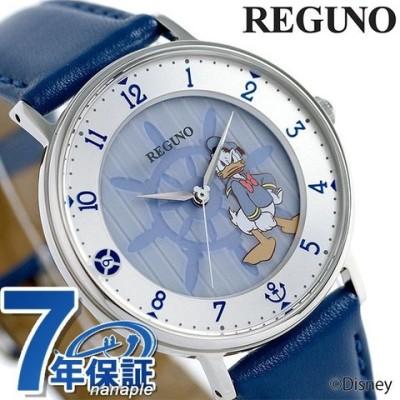 シチズン レグノ Disneyコレクション ドナルドダック 限定モデル KP3-112-10 CITIZEN 腕時計