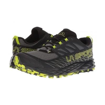 La Sportiva スポルティバ メンズ 男性用 シューズ 靴 スニーカー 運動靴 Lycan GTX - Carbon/Apple Green