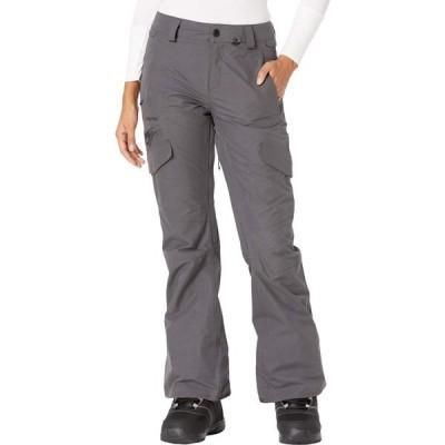 ボルコム Volcom Snow レディース スキー・スノーボード ボトムス・パンツ Aston GORE-TEX Pants Dark Grey