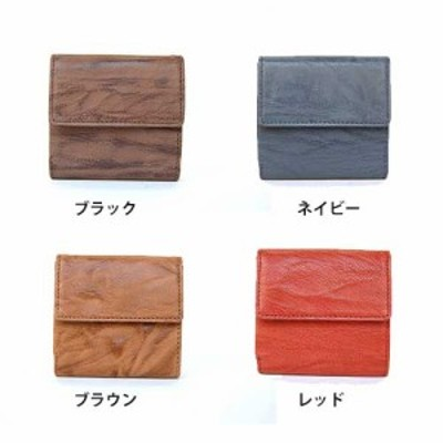 Plog コンパクトウォレット 小物 小財布 長財布 メンズバッグ メンズ財布 革財布 たっぷり入る 財布