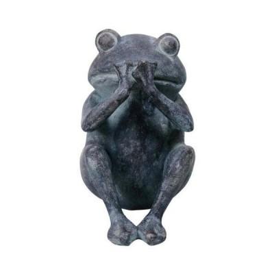 東洋石創 アニマルオーナメント いわざる(かえる) 11052 (1276126)