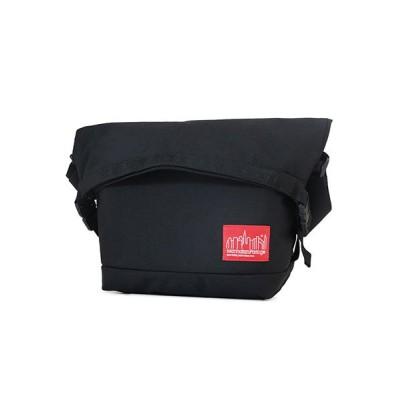 【マンハッタン ポーテージ】 Rolling Thunderbolt Messenger Bag ユニセックス Black M Manhattan Portage
