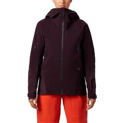 マウンテンハードウェア レディース ジャケット・ブルゾン アウター Mountain Hardwear High Exposure GORE-TEX C-Knit Jacket - Women's