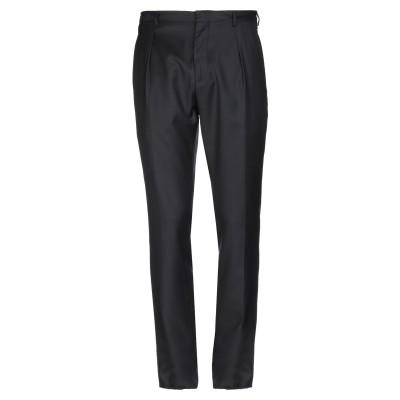 DELADA パンツ ブラック 46 ウール 100% パンツ