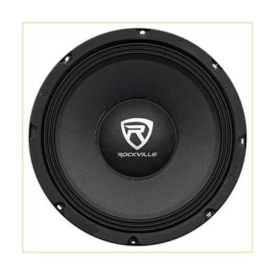 "Rockville RM64PRO 6.5"" 4 Ohm Mid-Bass Midrange Car Speaker, 105dB 200w 並行輸入品"