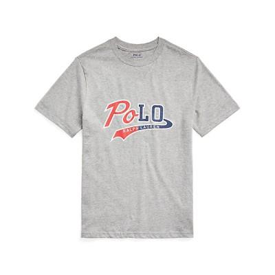 <POLO RALPH LAUREN CHILDREN (BOYS&GIRLS)/ポロ ラルフローレン チルドレン(ボーイズ&ガールズ)> ロゴ コットン ジャージー Tシャツ 020グレー【三越伊勢丹/公式】