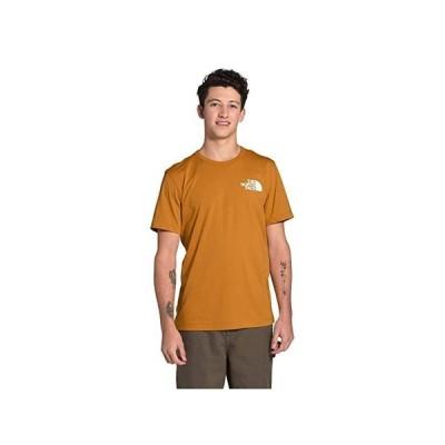 ザ・ノースフェイス Himalayan Bottle Source Short Sleeve Tee メンズ シャツ トップス Citrine Yellow