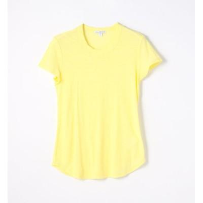 【トゥモローランド/TOMORROWLAND】 スラブジャージー クルーネックTシャツ WUA3037
