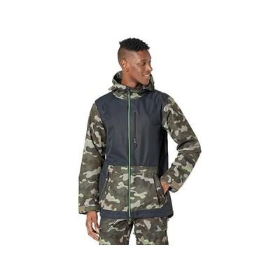 ボルコム Deadly Stones Jacket メンズ コート アウター Army Camo
