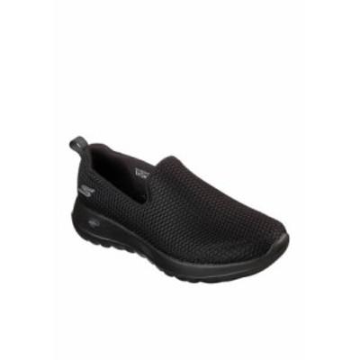 スケッチャーズ レディース スニーカー シューズ Go Walk Joy Sneakers Bbk-black