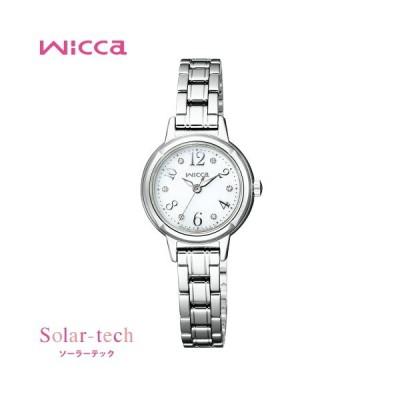 レディースウォッチ 腕時計 刻印 名入れ 文字入れ ソーラーウォッチ wicca ウィッカ 入学祝い 卒業記念 就職祝い おすすめ 人気 贈答ウォッチ 誕生日ギフト