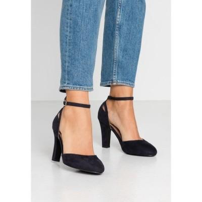 アンナフィールド ヒール レディース シューズ Classic heels - dark blue
