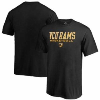 Fanatics Branded ファナティクス ブランド スポーツ用品  Fanatics Branded VCU Rams Youth Black True Sport Basketb