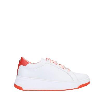APEPAZZA スニーカー&テニスシューズ(ローカット) ホワイト 36 革 スニーカー&テニスシューズ(ローカット)