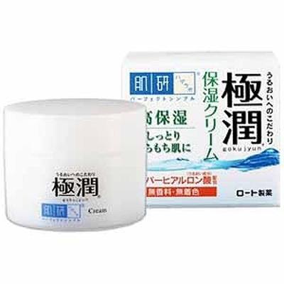 ロート製薬 「肌研(ハダラボ)」極潤ヒアルロンクリーム(50g) ハダラボ ヒアルロンクリーム50G