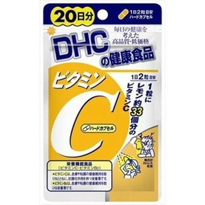 DHC ビタミンC 20日分40粒(送料無料メール便)  058