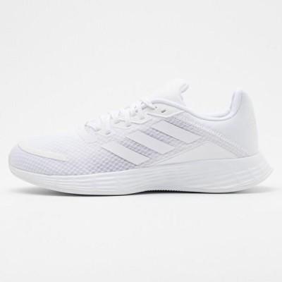 アディダス メンズ スポーツ用品 DURAMO - Neutral running shoes - white