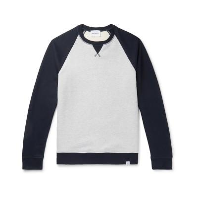 ノース・プロジェクツ NORSE PROJECTS スウェットシャツ グレー XS コットン 100% スウェットシャツ