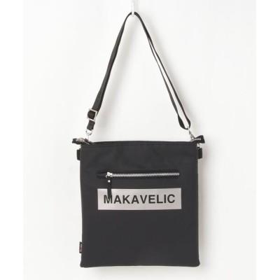 ONE DAY KMC / MAKAVELIC/BOX-LOGO SHOULDER BAG MEN バッグ > ショルダーバッグ