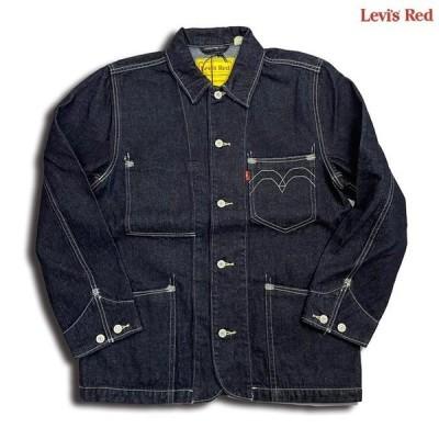 LR ENGINEERED COAT THE LIGHTS GO OUT デニム エンジニアジャケットコート レギュラーフィット Levi's RED リーバイスレッド  A01460000