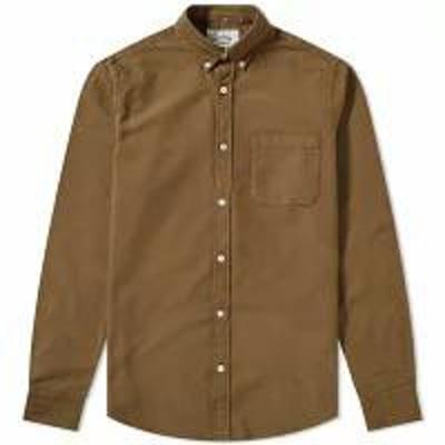 Portuguese Flannel メンズシャツ Portuguese Flannel Button Down Belavista Oxf