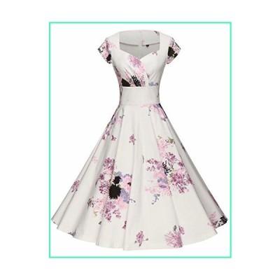 GownTown Womens Dresses Party Dresses 1950s Vintage Dresses Swing Stretchy Dresses並行輸入品