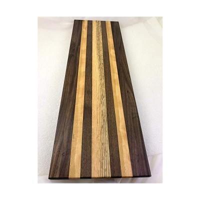 【送料無料】Charcuterie cheese long wide board 147, Spotted Oak serving cutting board