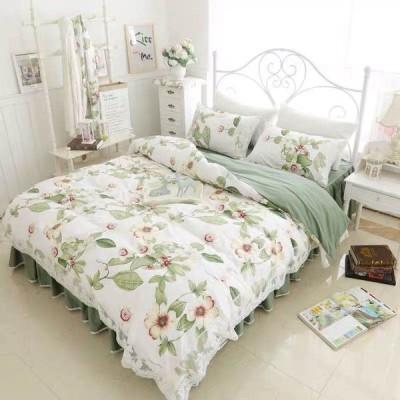 花柄 レース 新生活 寝具 寝具カバー bedroom 一人暮らし B325