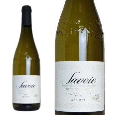 サヴォワ アビム キュヴェ・ガストロノミー 2019年 ドメーヌ・ジャン・ペリエ・エ・フィス 750ml (フランス サヴォワ 白ワイン)