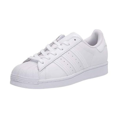 adidas Originals Women's Superstar Sneaker, White/White/White