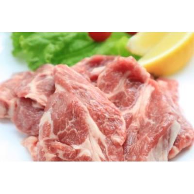 稚内の肉職人 たかみさんの熟成生ラム肉ロース厚切り 500g【22088】