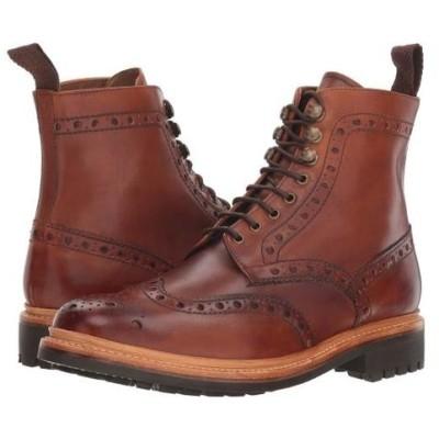 グレンソン メンズ シューズ ブーツ Fred Commando Sole Boot