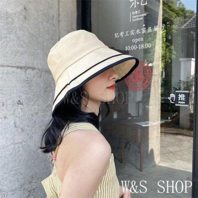 帽子レディース春夏UV40代キャップ収納ハット日よけバケットハット日除け帽子折りたたみUVカット紐付き紫外線日焼け防止UV対策おしゃれ新品