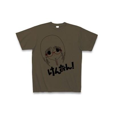 けんおん!2 Tシャツ(オリーブ)