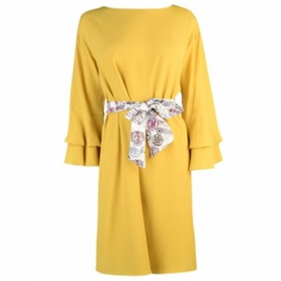 マレーラ Marella レディース ワンピース ワンピース・ドレス Nepeta Dress Giallo