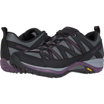 メレル Merrell レディース ランニング・ウォーキング シューズ・靴 Siren Sport 3 Black/Blackberry