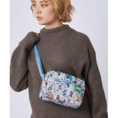 LeSportsac / 【SESAME STREET×LeSportsac】DANIELLA CROSSBODY セサミパーク WOMEN バッグ > ショルダーバッグ