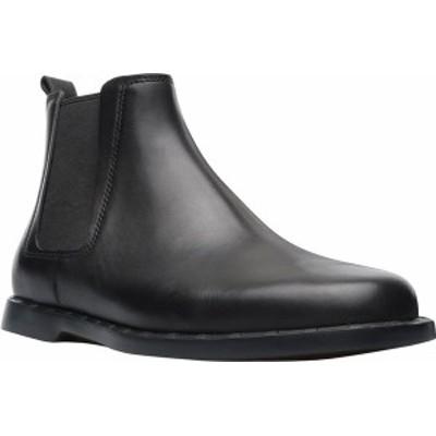カンペール メンズ ブーツ・レインブーツ シューズ Judd Chelsea Boot Black Calfskin