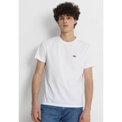 リーバイス Tシャツ メンズ トップス ORIGINAL TEE - Basic T-shirt - white