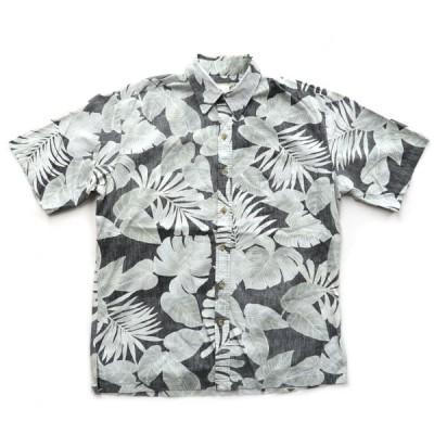 ハワイ製 COOK STREET アロハシャツ サイズ表記:S