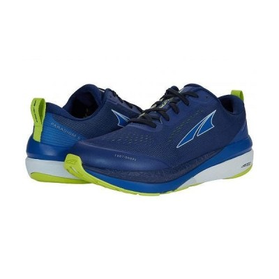 Altra Footwear オルタフットウエア メンズ 男性用 シューズ 靴 スニーカー 運動靴 Paradigm 5 - Blue/Lime
