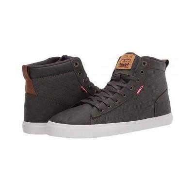 Levi's(R) Shoes リーバイス メンズ 男性用 シューズ 靴 スニーカー 運動靴 Galt Denim Waxed UL NB - Charcoal/Tan