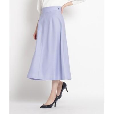 WORLD ONLINE STORE SELECT / セミフレアミモレスカート WOMEN スカート > スカート