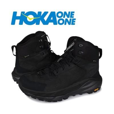 【スニークオンラインショップ】 HOKA ONE ONE ホカオネオネ スカイ カハ スニーカー メンズ 防水 SKY KAHA GTX ブラック 黒 1112030 メンズ その他 US9.5-27.5 SNEAK ONLINE SHOP