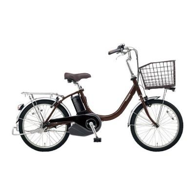 PANASONIC BE-ELL032-T チョコブラウン ビビ・L・20 [電動アシスト自転車(20インチ・内装3段)] 電動自転車