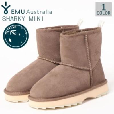 EMU Australia エミュー オーストラリア Sharky Mini ムートンブーツ シープスキン ボア 保温 品番 W12434 日本正規品