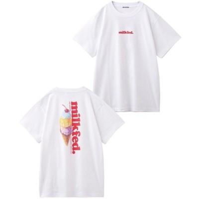 tシャツ Tシャツ S/S TEE ICE CREAM