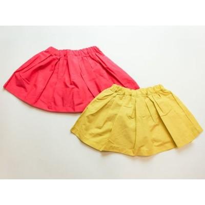 【60%OFF!! SALE!セール!】Seraph(セラフ2020夏)S218080 インパンツ付シンプルスカート(80〜140cm)