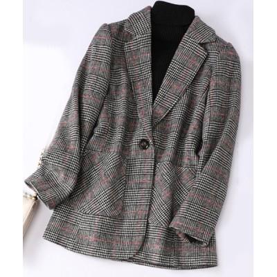 TeddyShop / レディース きれいめミディテーラードジャケット WOMEN ジャケット/アウター > テーラードジャケット